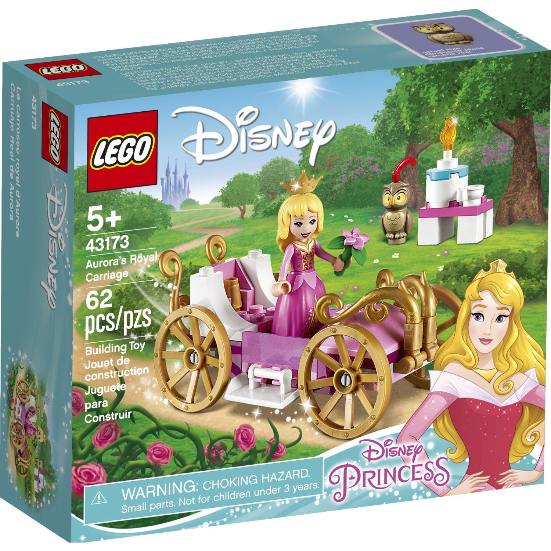 Lego Carruaje Real Aurora Varios Juegos de Construcción