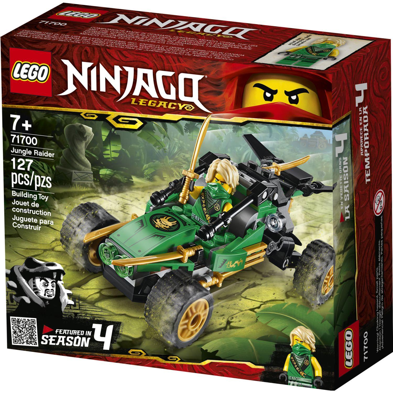 Lego VEHICULO DE LA SELVA Varios Juegos de construcción