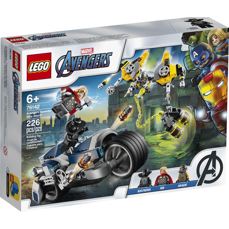 Lego Bici De Los Avengers Varios Juegos de construcción