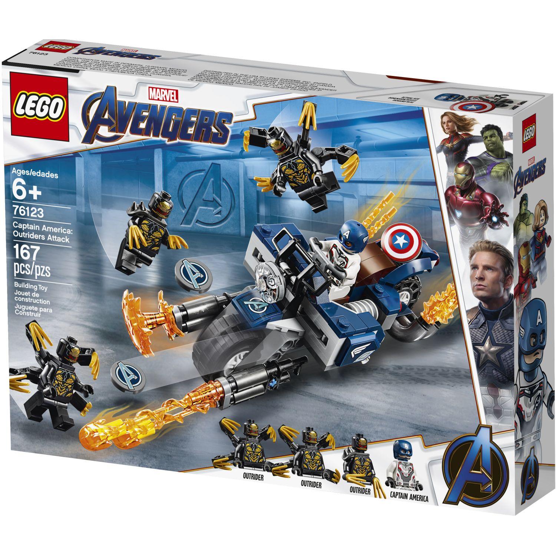 Lego Set Endgame Capitan America Varios Juegos de construcción