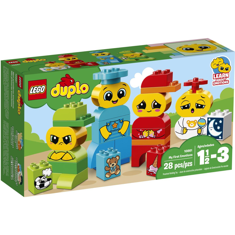 Lego MIS PRIMERAS EMOCIONES Varios Juegos de construcción