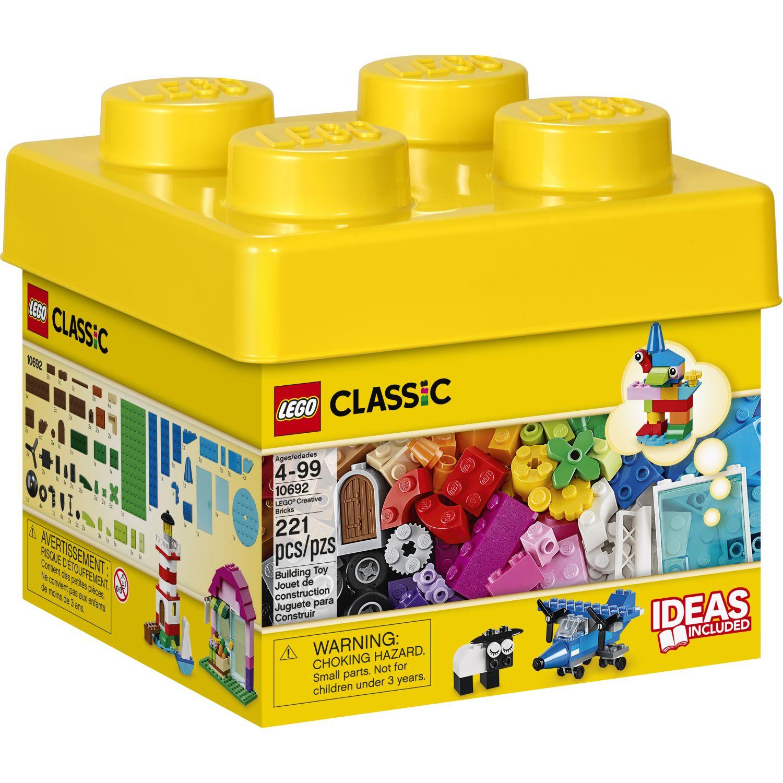 Lego Ladrillos Creativos Lego Varios Juegos de construcción