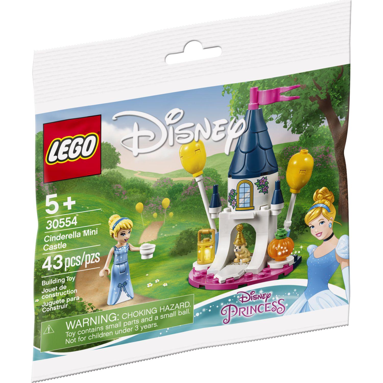 Lego MINI CASTILLO CENICIENTA Varios Juegos de construcción