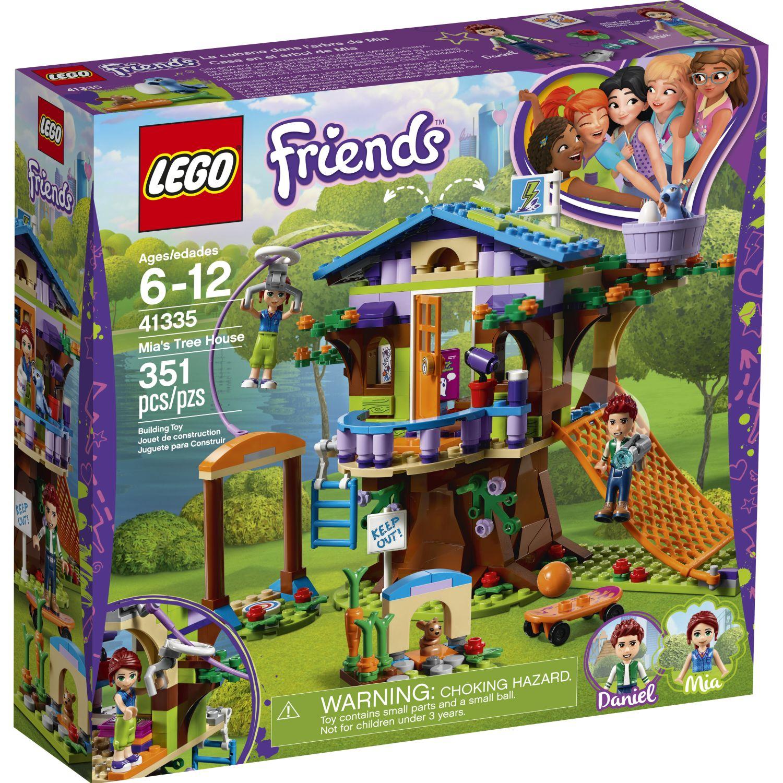 Lego Casa En El Árbol De Mia Varios Juegos de construcción