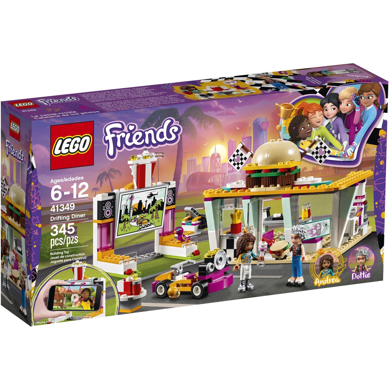 Lego CAFETERÍA DE LOS PILOTOS Varios Juegos de construcción