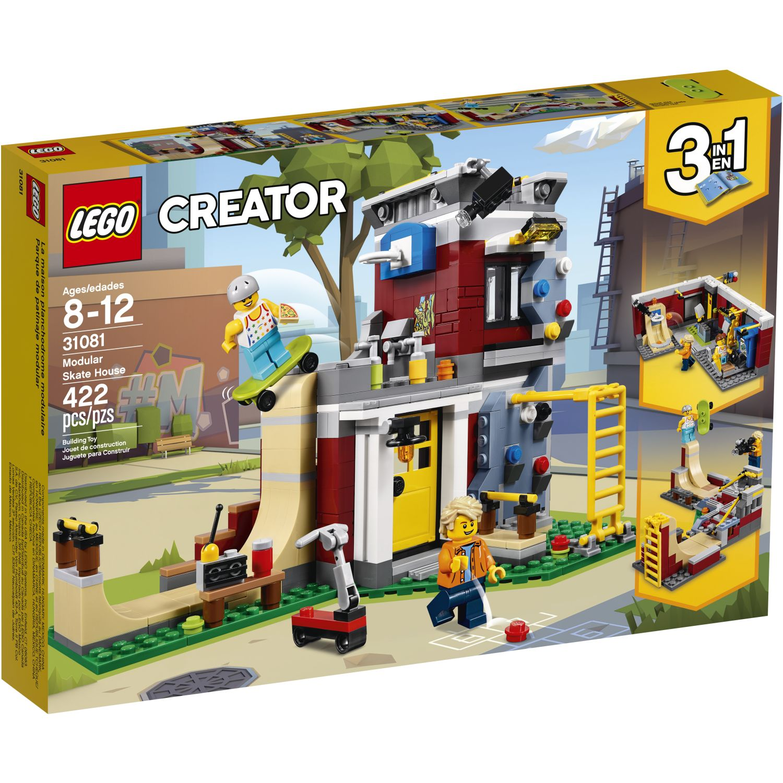 Lego Parque De Patinaje Modular Varios Juegos de construcción