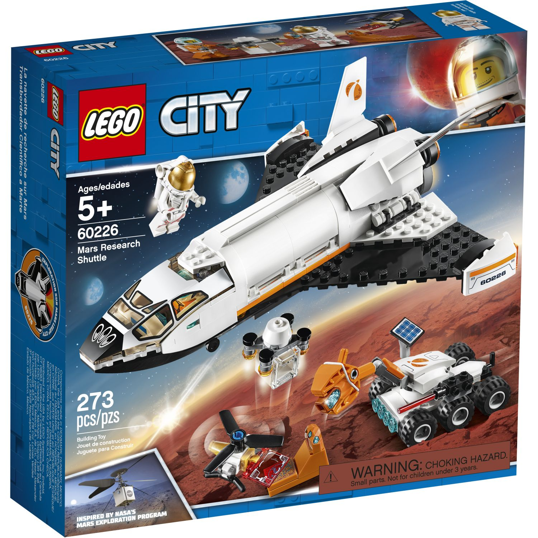 Lego Lanzadera Científica A Marte Varios Juegos de construcción