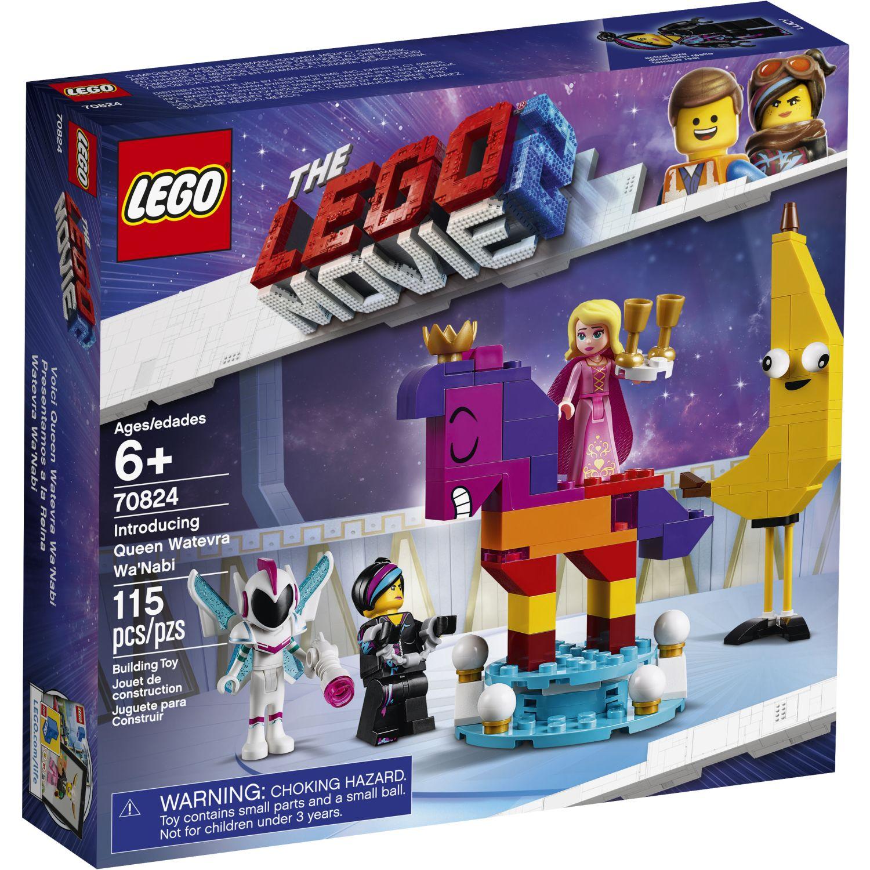 Lego Presentamos A La Reina Watevra Wa'Nabi Varios Juegos de construcción