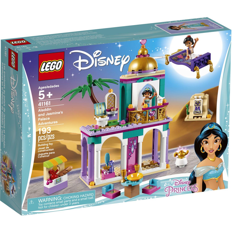 Lego Aventuras Palacio De Aladdín Y Jasmín Varios Juegos de Construcción