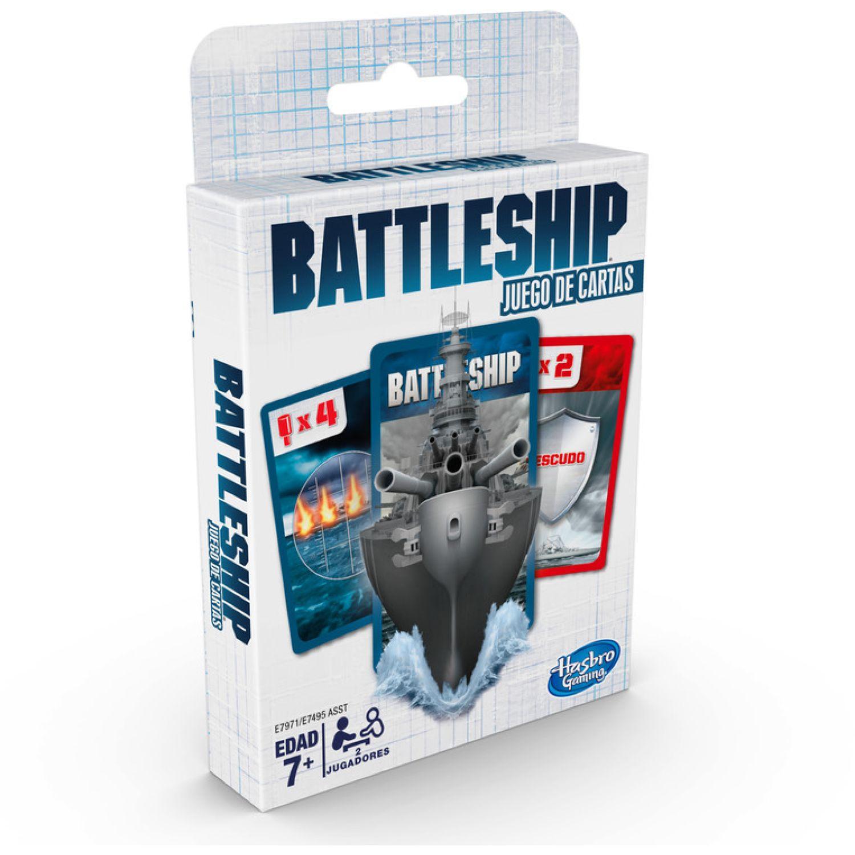 HASBRO GAMING CLASSIC CARD GAMES BATTLESHIP Varios Juegos de Mesa