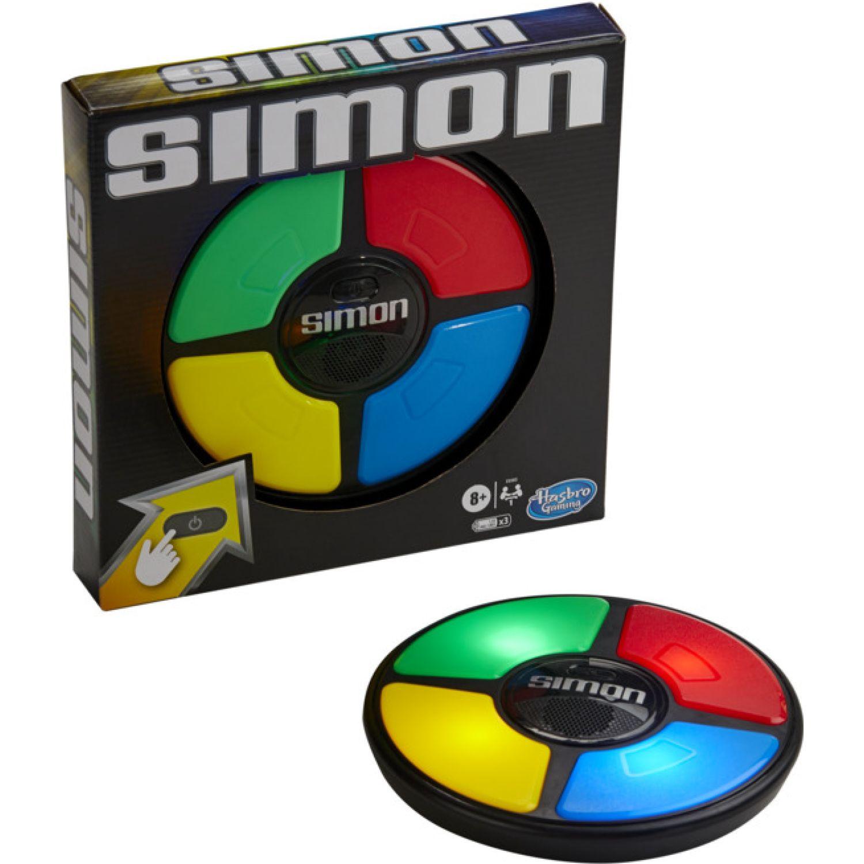 HASBRO GAMING SIMON CLASSIC Varios Juegos de Mesa