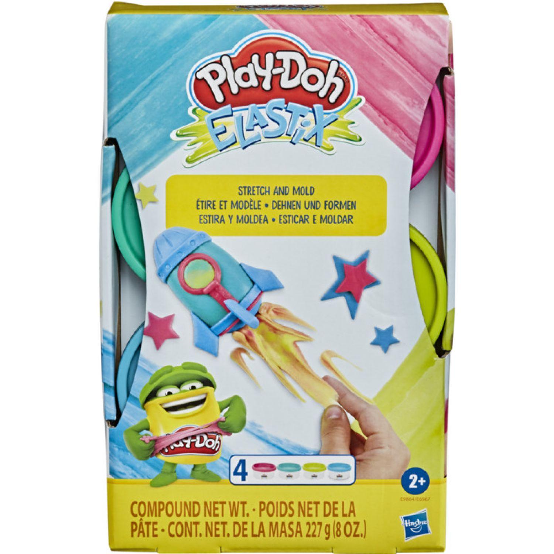 PLAY-DOH pd elastix bright Varios Palitos para moldear y esculturas