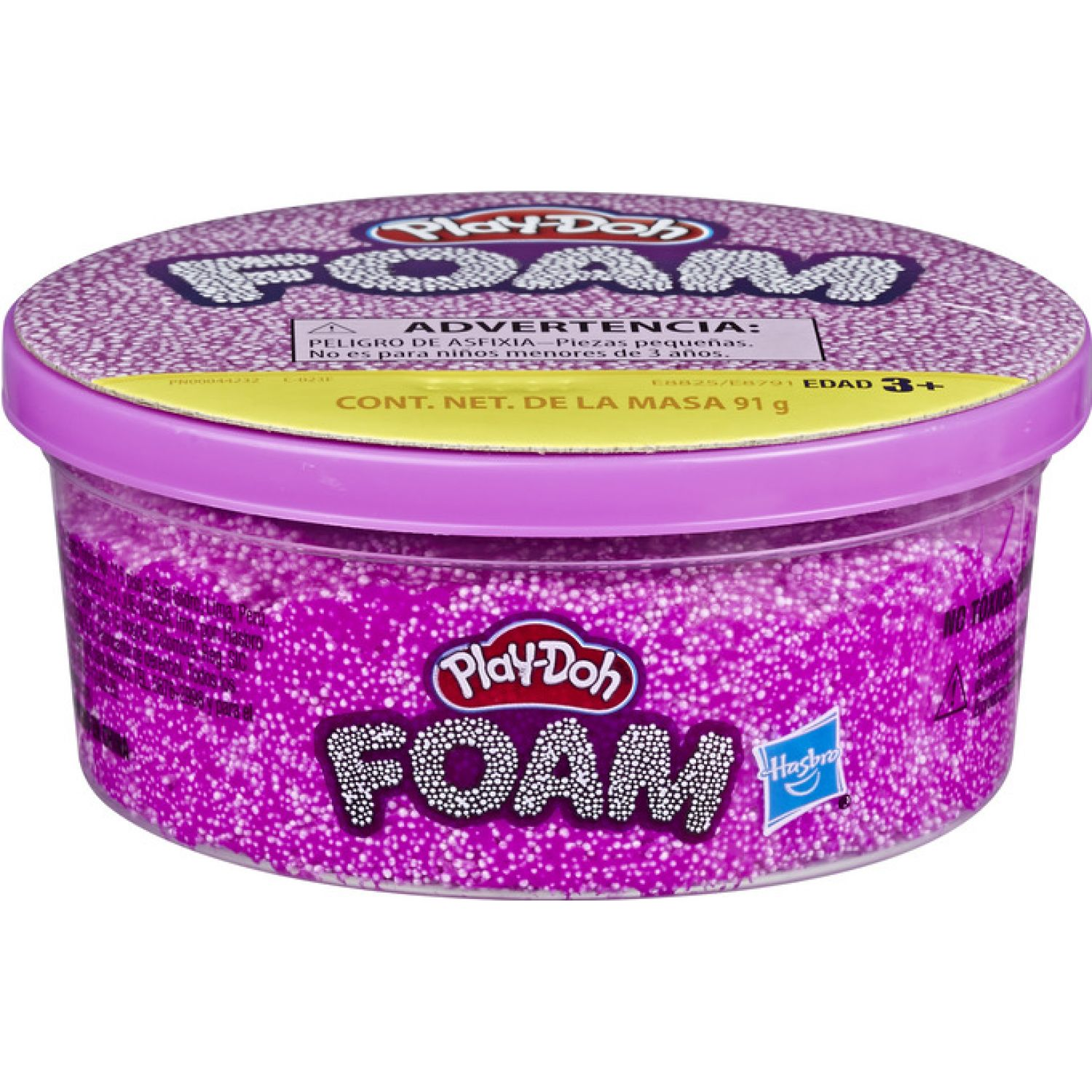 PLAY-DOH Pd Foam Purple Varios Modelado y Escultura