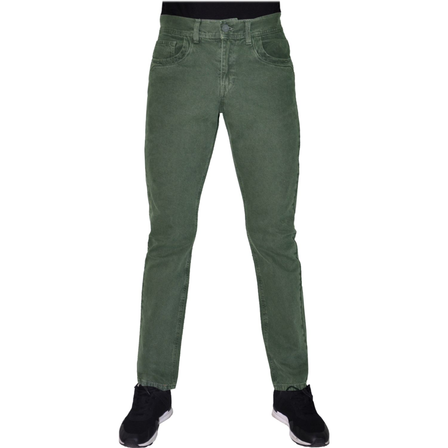 COTTONS JEANS Romeo Verde Casual