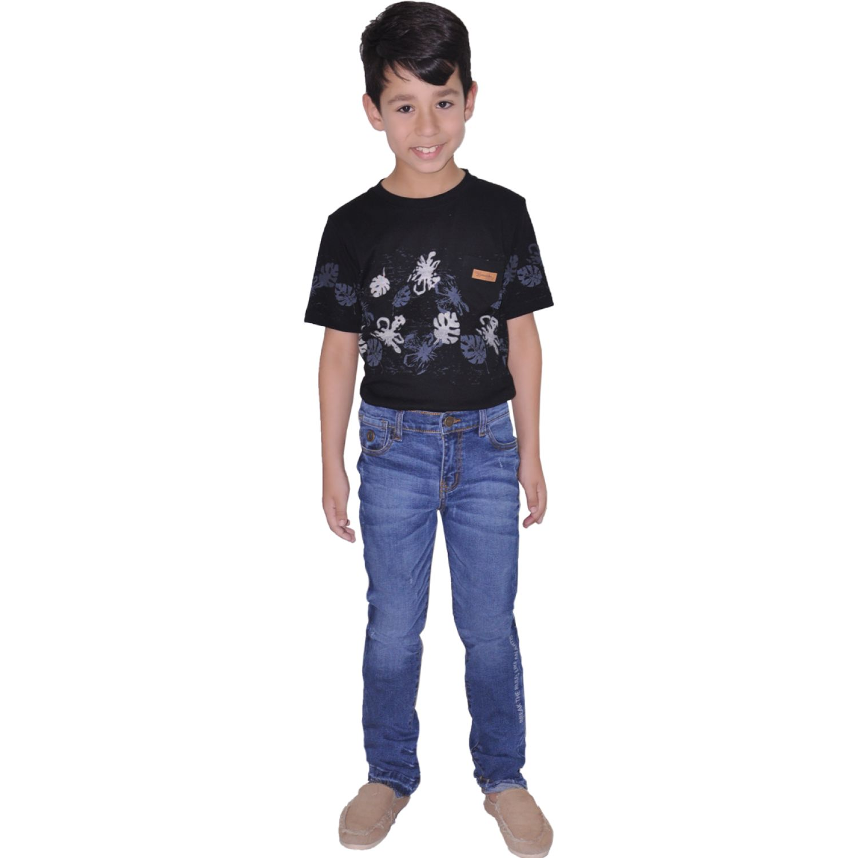 COTTONS JEANS Tristan Azul Pantalones