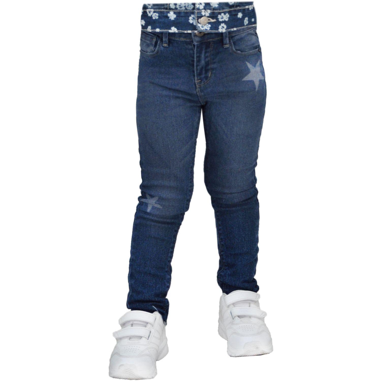 COTTONS JEANS Olena Azul Pantalones y capris