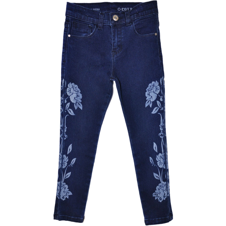 COTTONS JEANS Alexia Azul Pantalones y capris