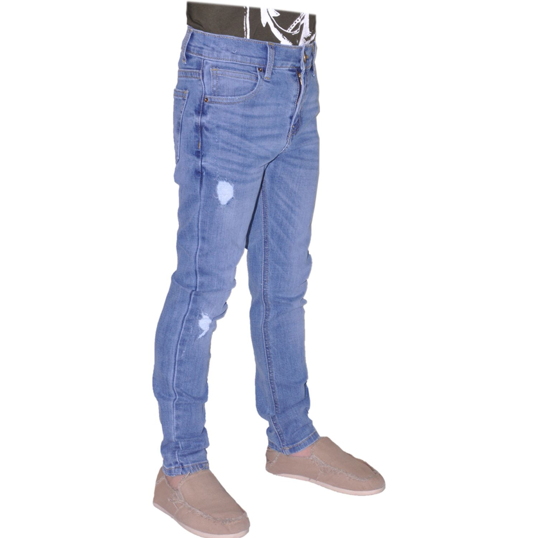 COTTONS JEANS Joaquin Azul Pantalones
