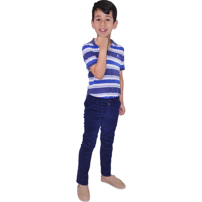 COTTONS JEANS Agapito Azul Pantalones