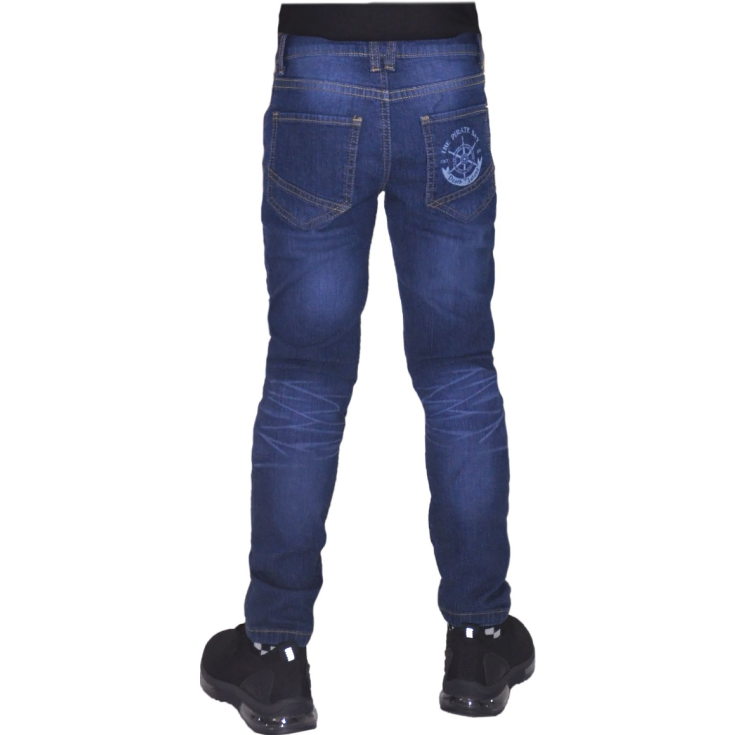 COTTONS JEANS Zaid Azul Pantalones