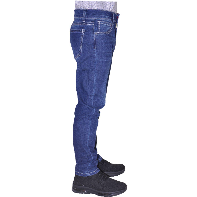 COTTONS JEANS Bross Azul Pantalones