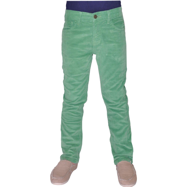 COTTONS JEANS Antolin Verde Pantalones