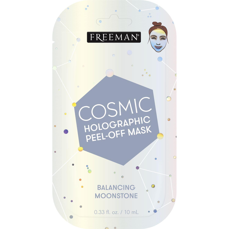 FREEMAN Mascarilla Cosmic Balance Peeloff Plateado Mascarillas