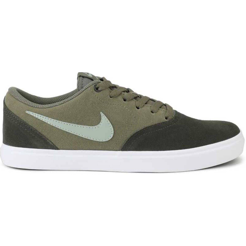 Nike Nike Sb Check Solar Verde Hombres