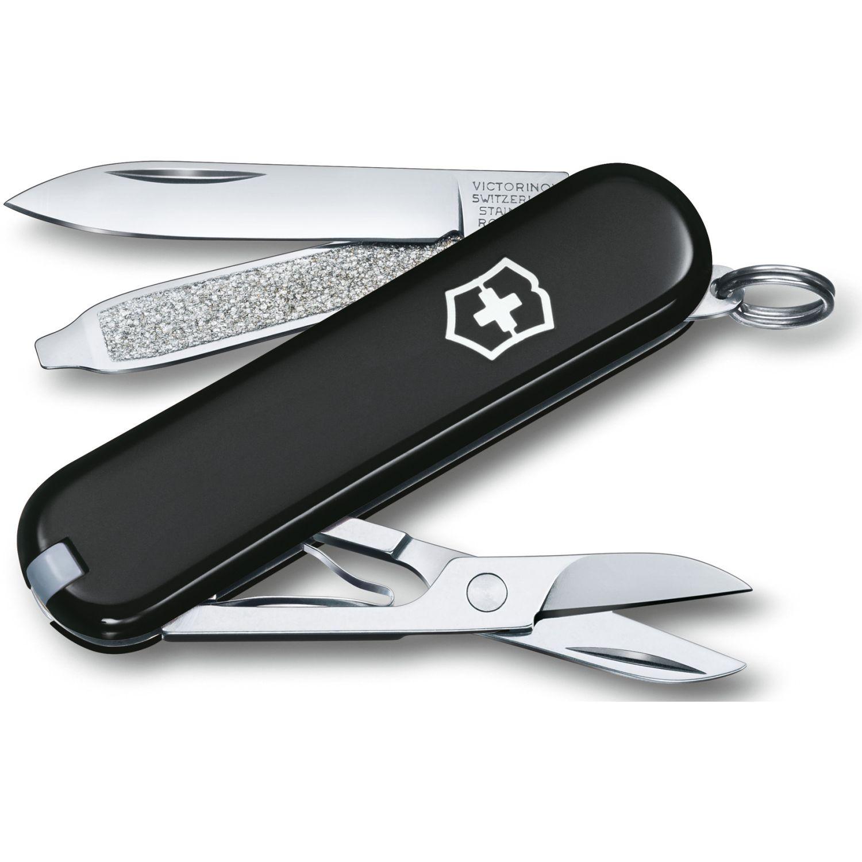 Victorinox Herramientas Multiusos Classic Sd Negra Negro Multi herramientas