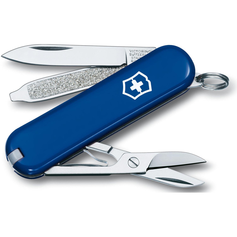 Victorinox Herramientas Multiusos Classic Sd, Azul Azul Multi herramientas