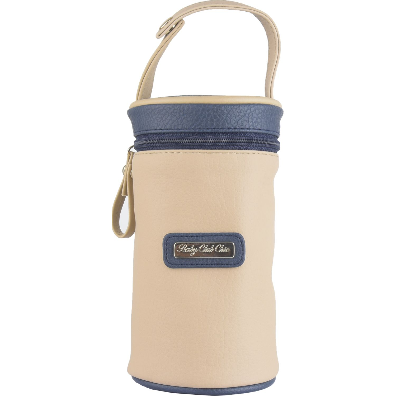 BABY CLUB CHIC Porta Biberon Jordania Azul / beige Bolsas térmicas para biberones