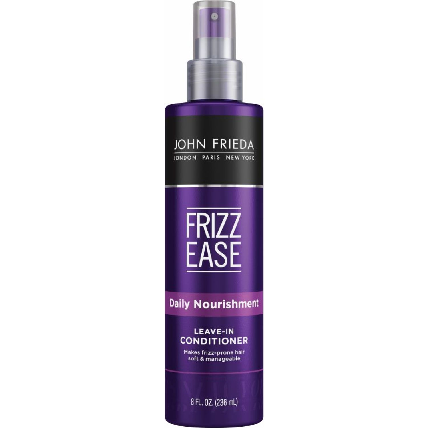 JOHN FRIEDA Frizz Ease Spray Diario No Enjuague Morado Acondicionador