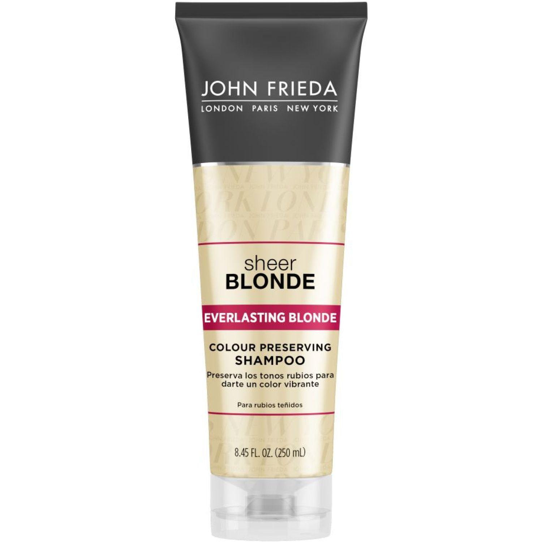 JOHN FRIEDA Sheer Blonde Sha Rua Eterna 250ml Crema Shampoo de diario