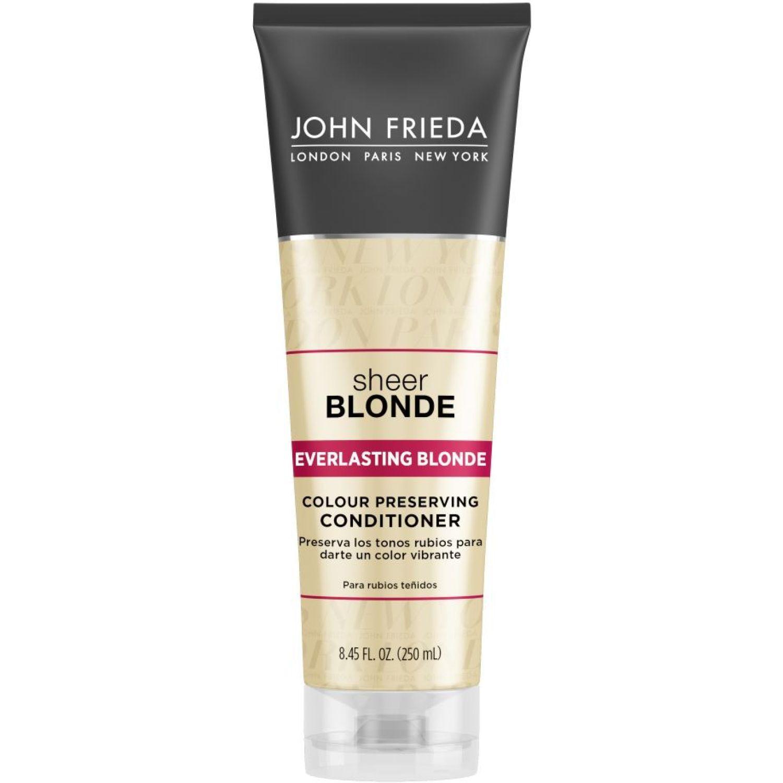 JOHN FRIEDA Sheer Blonde Aco Rua Eterna 250ml Crema Acondicionador