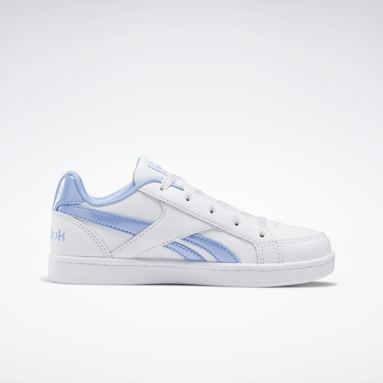Adidas Reebok Royal Prime Blanco / celeste Walking