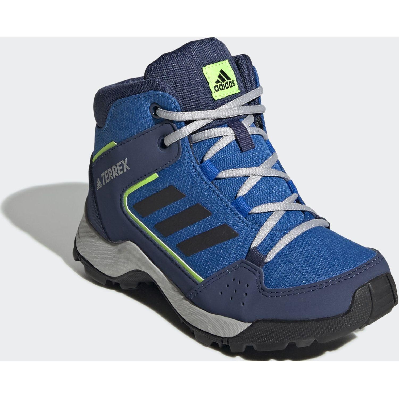 Adidas Terrex Hyperhiker K Azul / negro Calzado hiking
