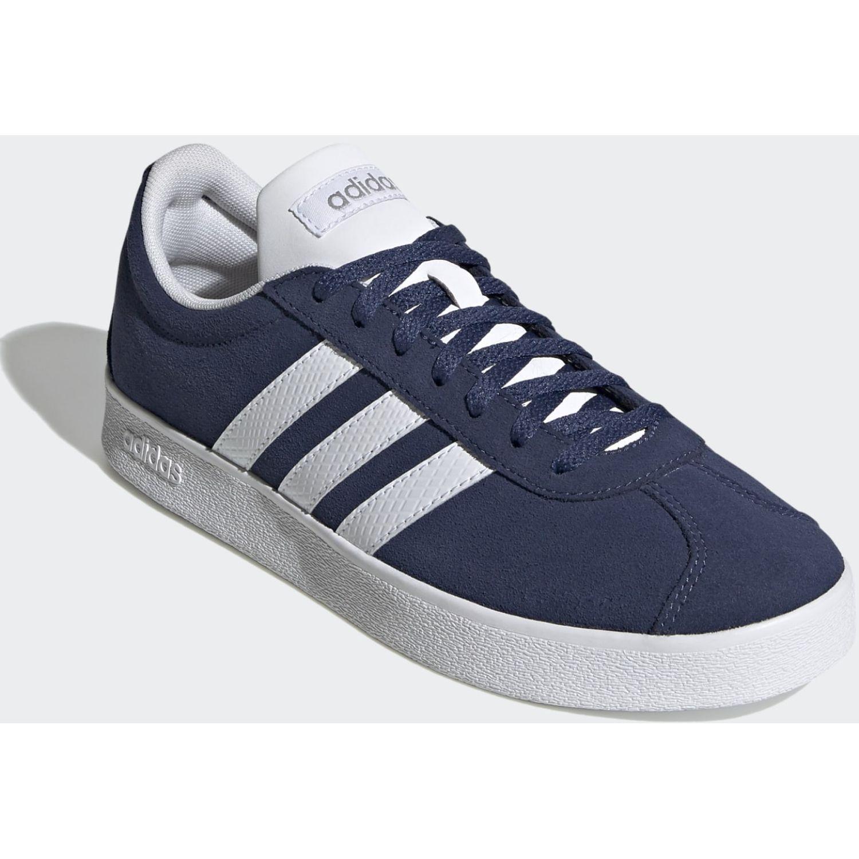 Adidas Vl Court 2.0 Azul Para caminar