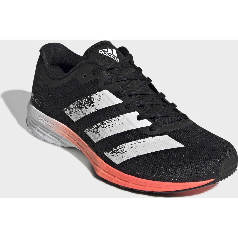 Adidas Adizero Rc 2 W Negro / blanco Correr por carretera