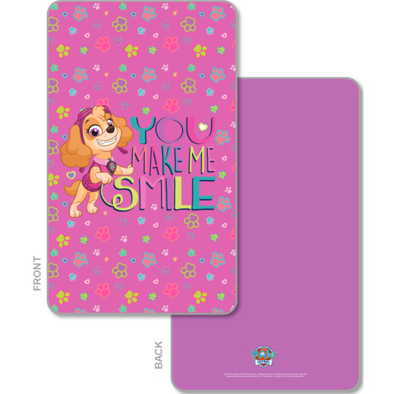 TOWELTEC Pp You Make Me Smile MULTICOLOR Toallas de Baño para Niños