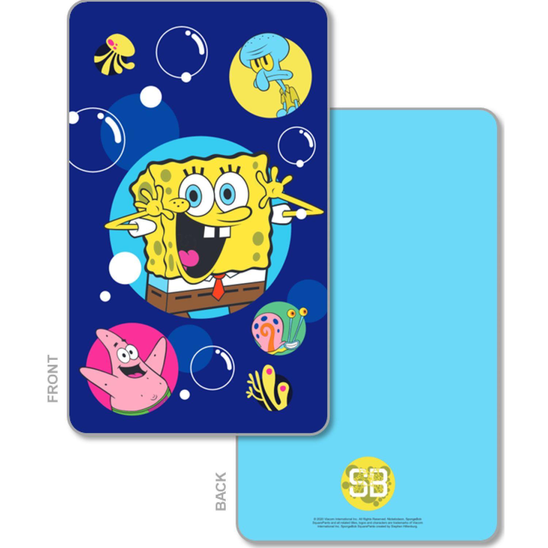 TOWELTEC Be Spongebob Toallas MULTICOLOR Toallas de baño para niños