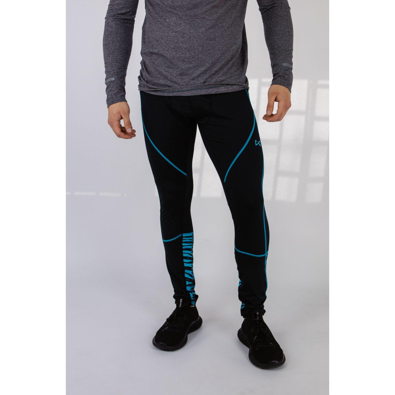 SKIN PROJECT Pantalon Gibil Negro Casual