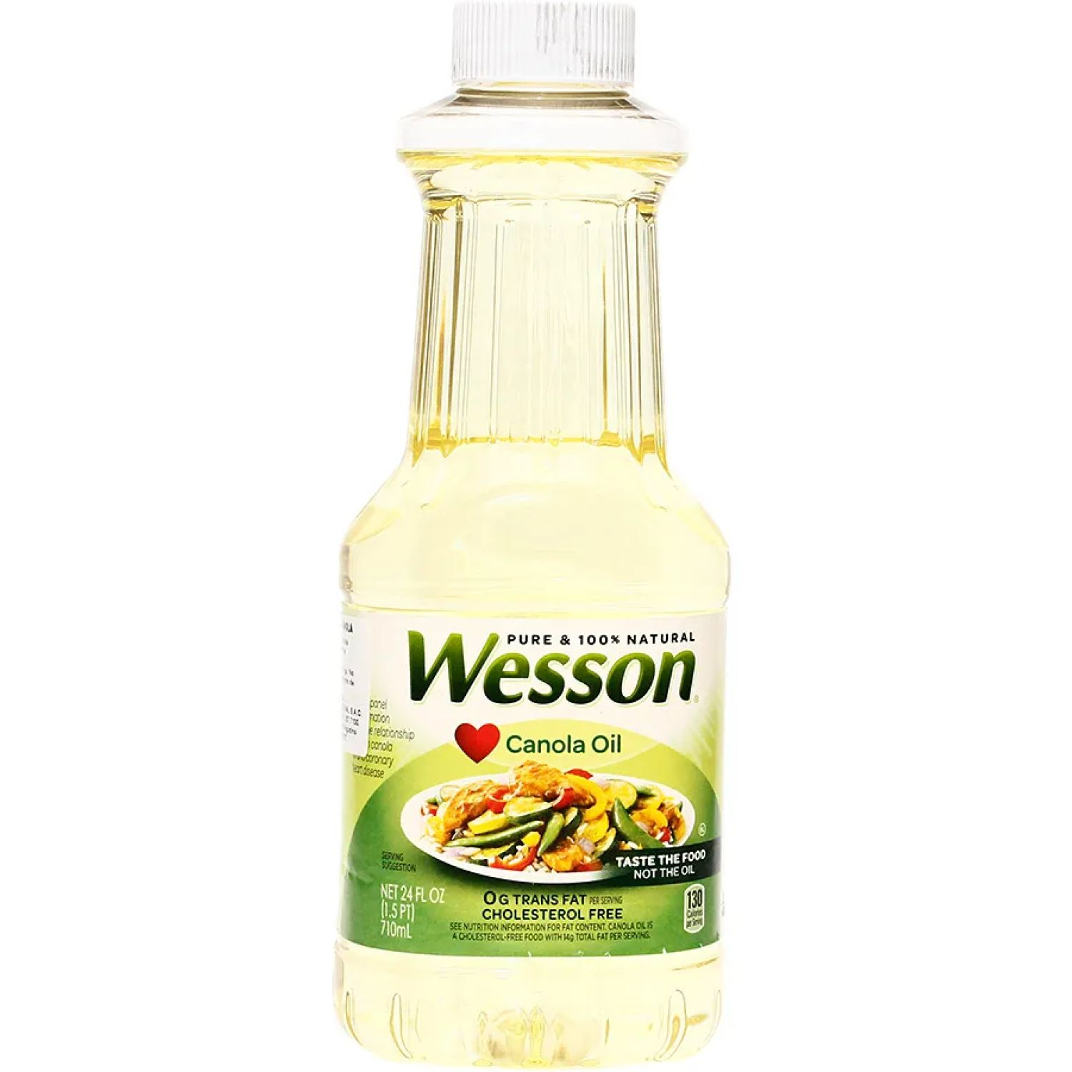 Wesson Aceite De Canola X 710ml Sin color Canola
