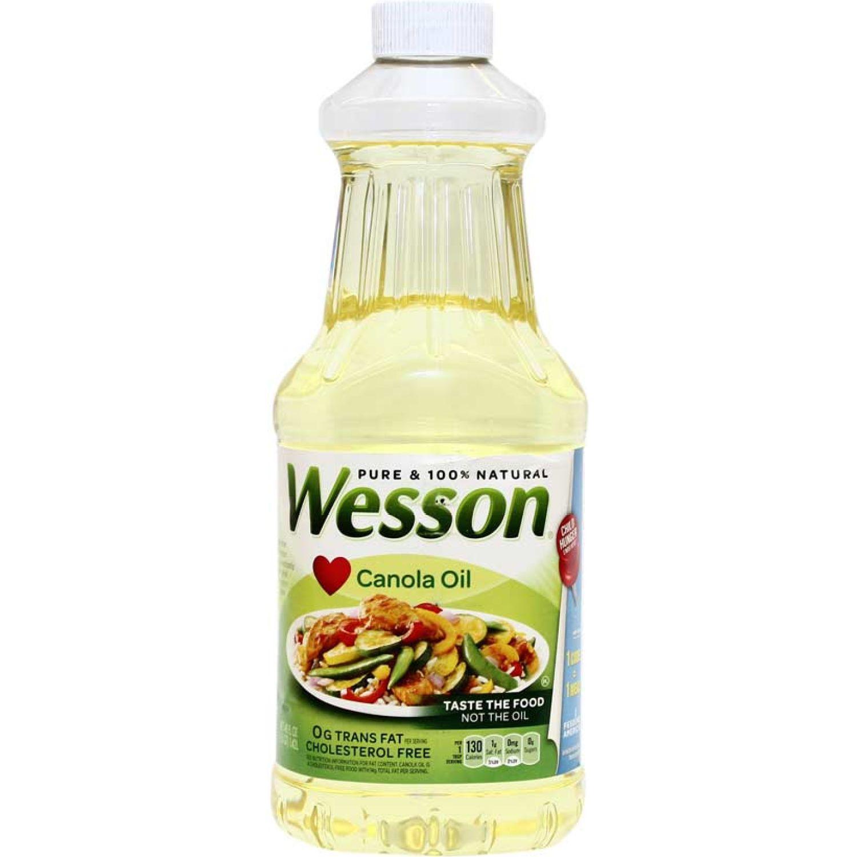 Wesson Aceite De Canola X 1.42l Sin color Canola