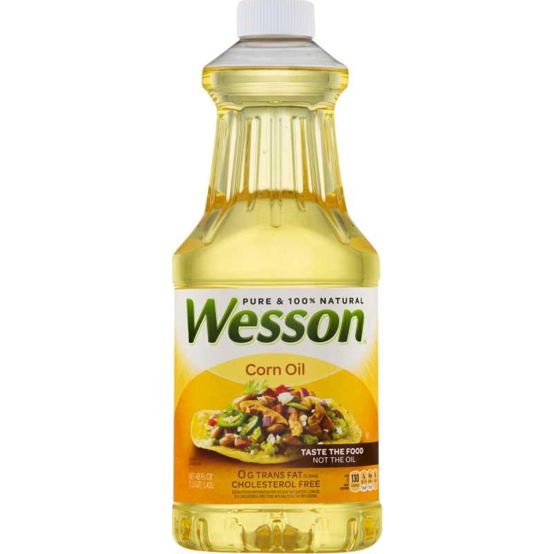 Wesson Aceite De Maiz X 1.42l Sin color Maíz