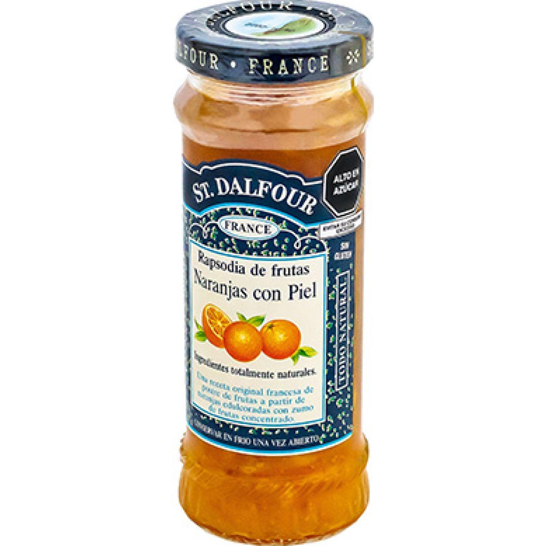 St. Dalfour Mermelada De Naranjas Con Piel X 284gr Sin color Mermeladas