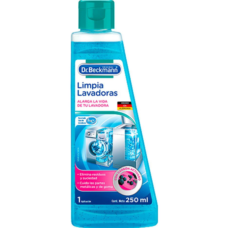 Dr. Beckmann Limpia Lavadoras 250ml Sin color Limpiadores lavadora