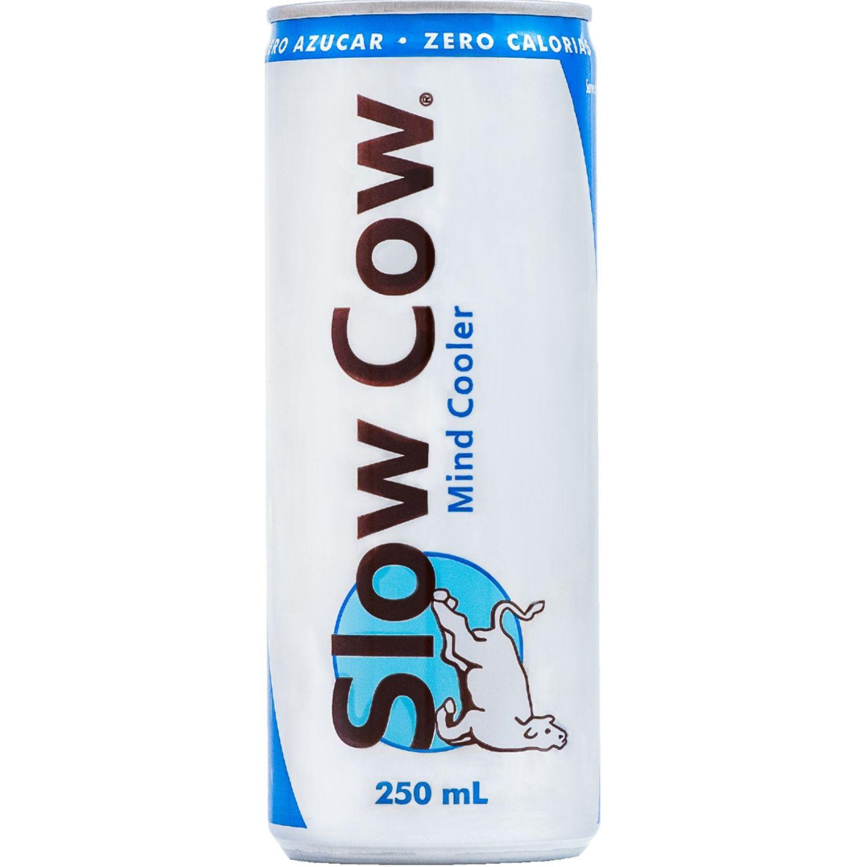 Slow Cow Original Lata 250ml Sin color Bebidas energizantes