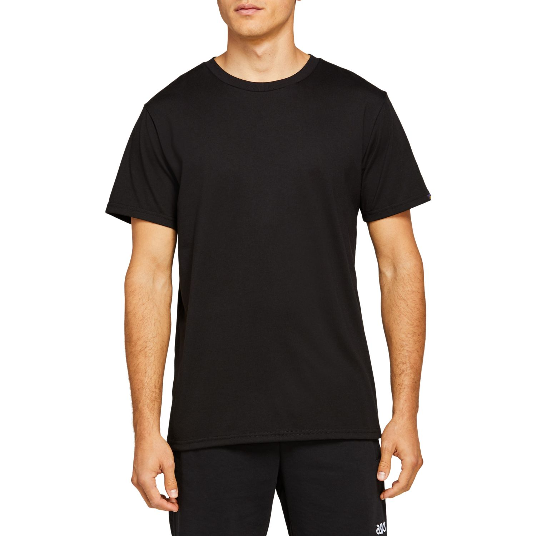 Asics M JSY AT GPX SS TEE PERFORMANCE BLACK Negro Camisetas y Polos Deportivos