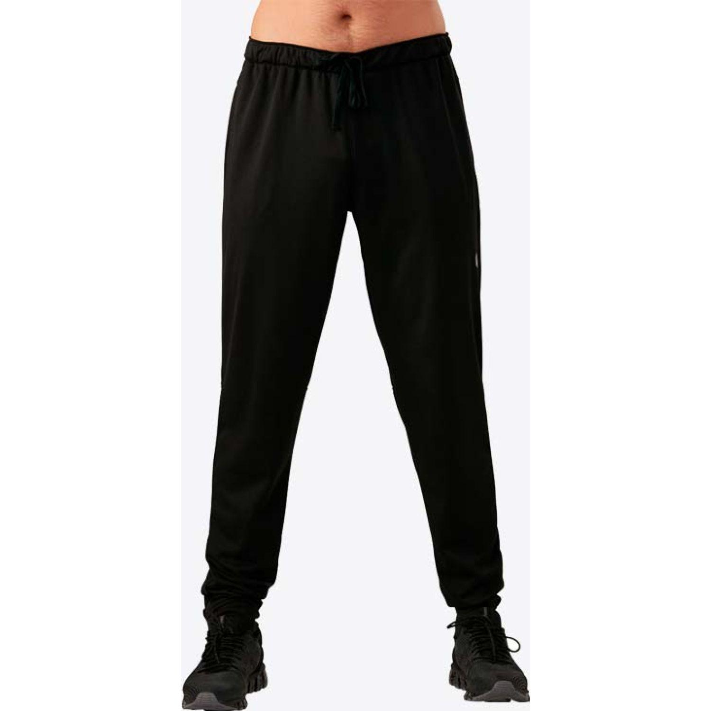 Asics TRICOT WARM UP PANT PERFORMANCE BLACK Negro Pantalones Deportivos