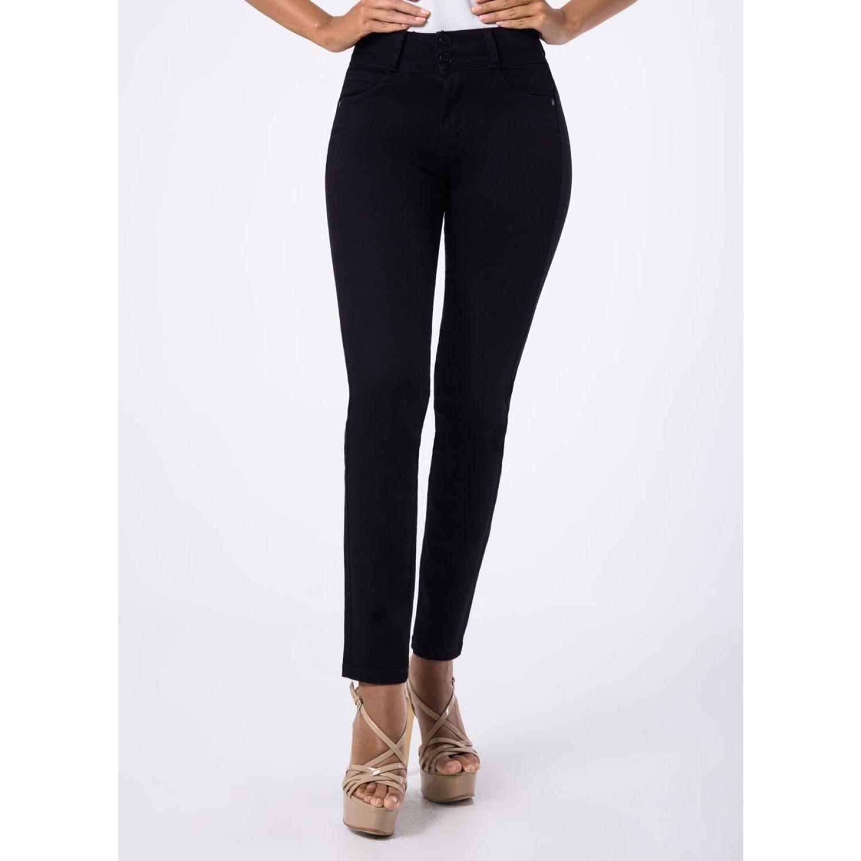 PIONIER Jeans Cnt/Rct Larissa Negro Casual